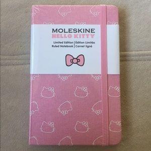 Hello Kitty Limited Edition Moleskin