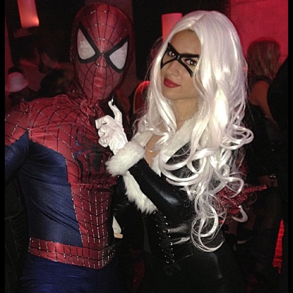 Felicia Hardy aka black cat costume & Other | Felicia Hardy Aka Black Cat Costume | Poshmark