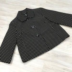 Bay Studio Career black and white blazer