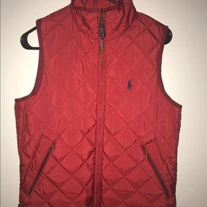 NWT Ralph Lauren Puffer Vest ~~Small