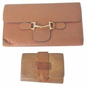 gucci key pouch. authentic gucci wallet \u0026 key holder set vintage gucci pouch