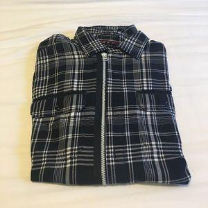 End Flannel Shirt