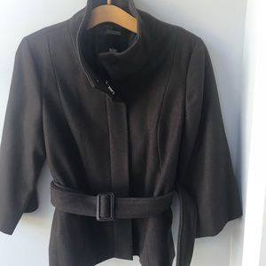 Jackets & Blazers - Trendy Great Condition Jacket  3/4 sleeves