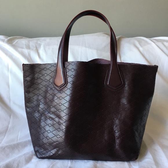 mz wallace handbags. MZ Wallace Currant Leather JF Tote Mz Handbags S
