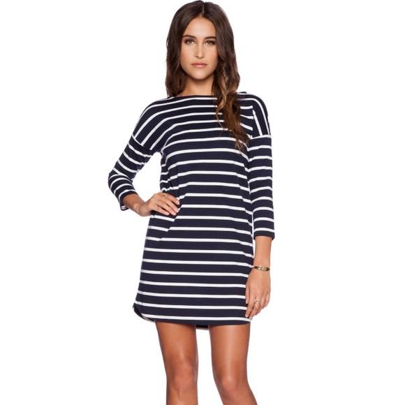 BB Dakota Dresses & Skirts - BB Dakota striped 'Phillipa' dress