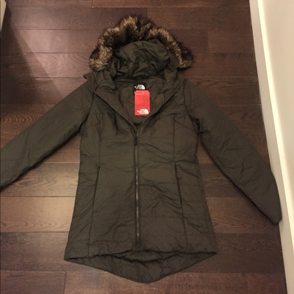 94830052a The north face harway insulated parka NWT