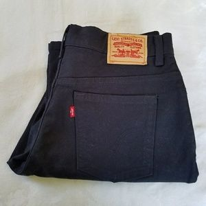 LEVI'S 550 RELAXED FIT BOOT CUT 12 S