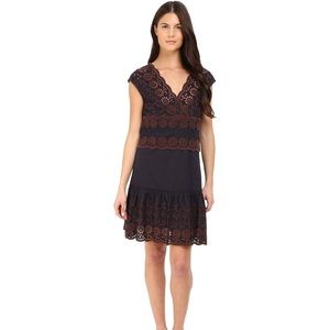 See by Chloe embroidered eyelet dress