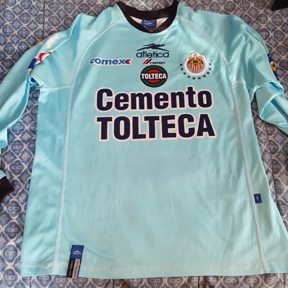 ca9c87696 atletica Other - Guadalajara (chivas goalie jersey)mens sz L