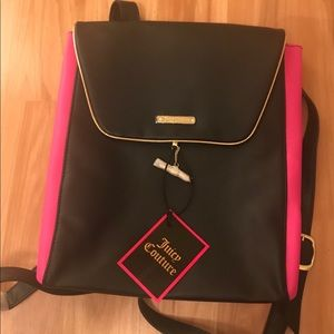Juicy Couture Backpack.