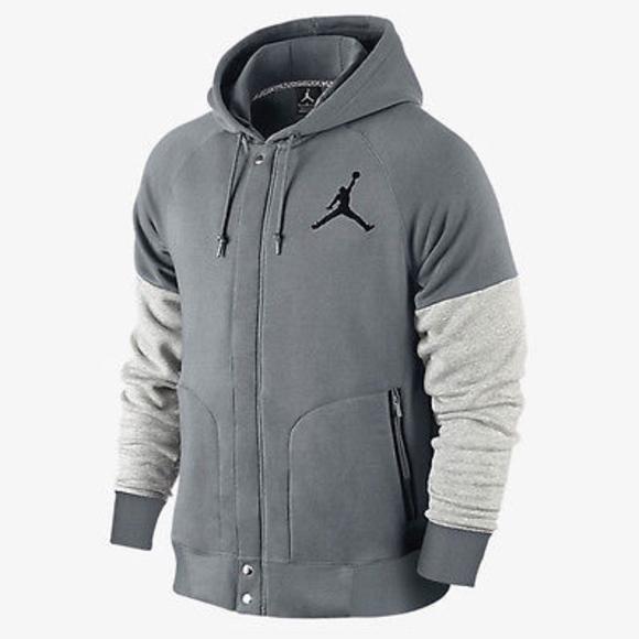 Jordan Air amp; Hoodie Varsity Jackets New Mens By Coats Nike HrrdnOq