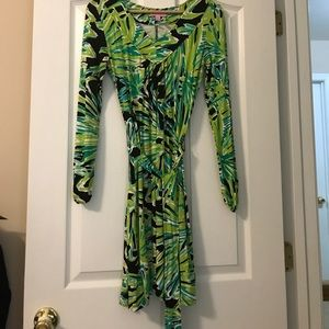 EUC Lilly Pulitzer westerly dress - size S