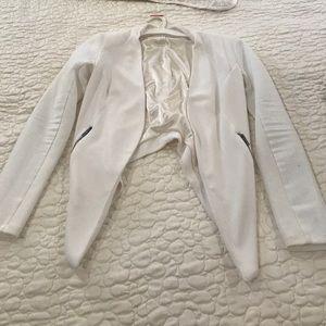 BCBGeneration white blazer. Size XS.