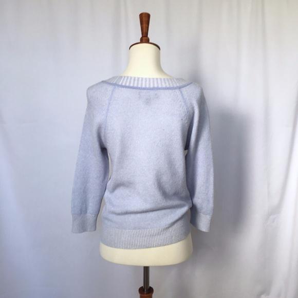 J. Crew Sweaters - J. Crew Plaited Sweatshirt
