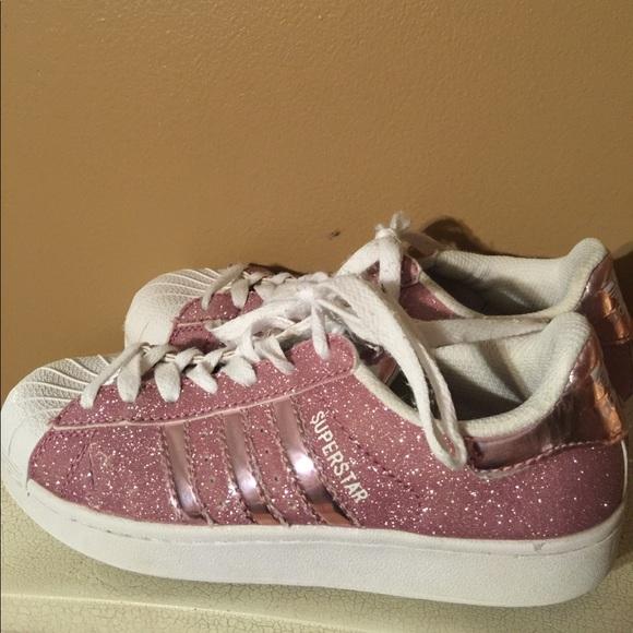 adidas Shoes - 💓 adidas ladies sparkle glitter rare 💓 fcbebfd79