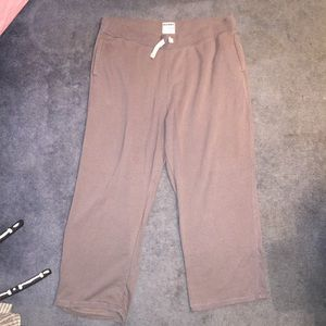 Gray Old Navy Mens Sweatpants 2x