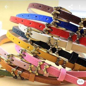 Accessories - New boutique high quality belt-waist band