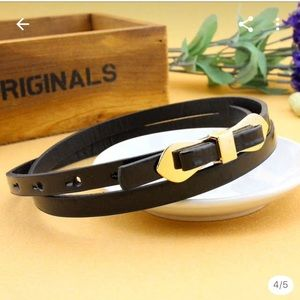Accessories - New high quality skinny waist band/belt