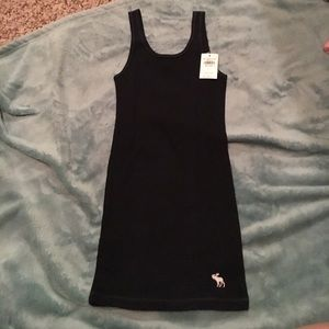 Abercrombie Girls Tank Navy