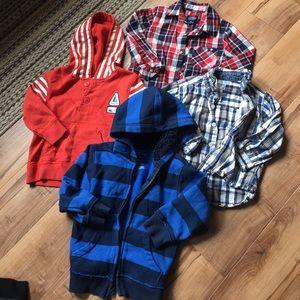 Bundle of 2t clothing