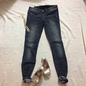 Benetton skinny jeans