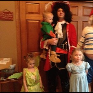 Other - Captain Hook from Peter Pan deluxe costume  sc 1 st  Poshmark & Other | Captain Hook From Peter Pan Deluxe Costume | Poshmark