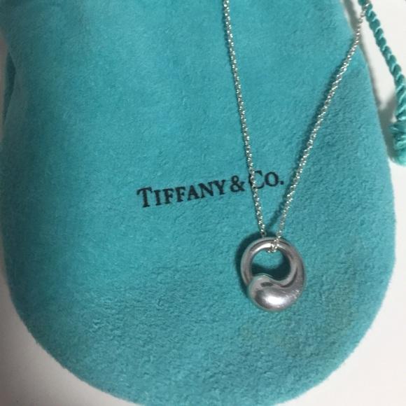 Tiffany co jewelry tiffany co elsa peretti eternal circle m59d590de78b31c64710018f1 aloadofball Images
