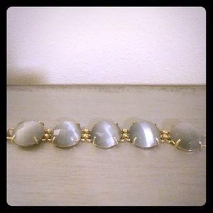 Jewelry - Gorgeous gray bracelet
