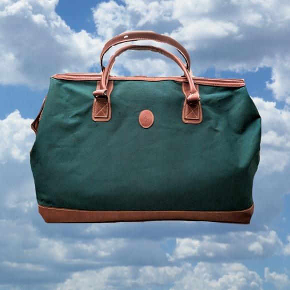 f6d59a9a5ddb Vintage Ralph Lauren Duffle Bag. M 59d597178f0fc4e3530038ee