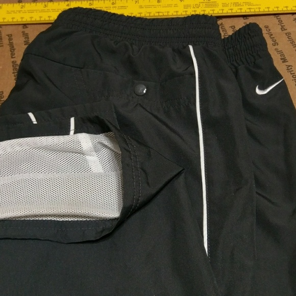 super popular skilful manufacture top-rated authentic Womens Nike mesh wind pants Medium TALL