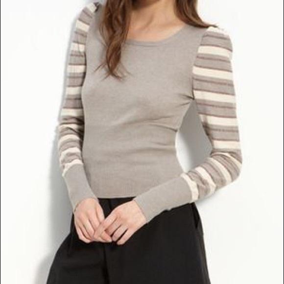 997d97730ce2 Marc jacobs Natalie stripe sweater Sz medium