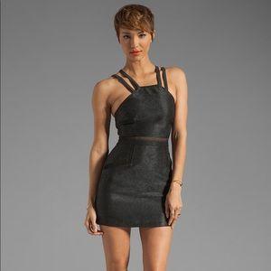 FindersKEEPERS Womens Nobody Does It Dress Black S
