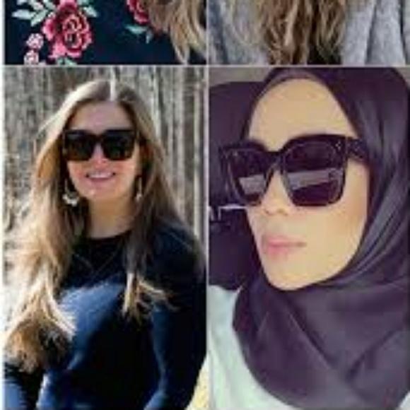 4cdac3fd4f50 Celine Accessories | Tilda 41076s Black Oversized Sunglasses | Poshmark