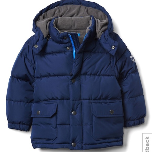 e6769b85cf54 GAP Other - Baby Gap Toddler Boy Winter Jacket