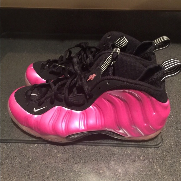 the latest 8f460 9f7aa Pink foamposites