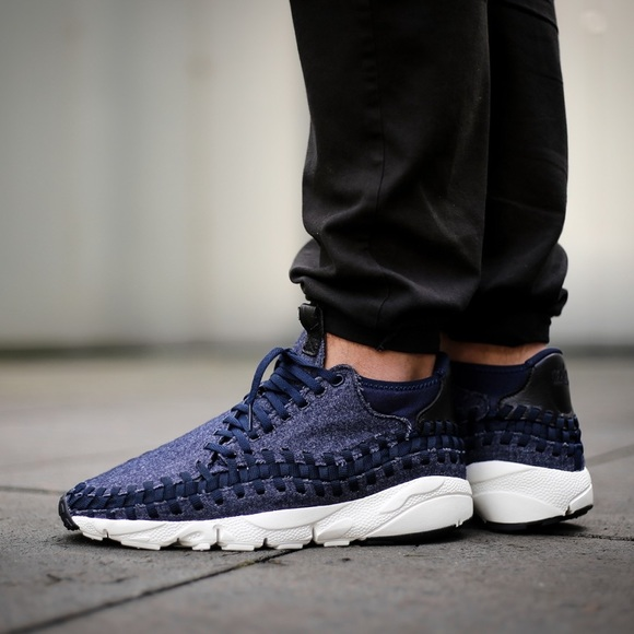 great fit e75bb ff87f Nike Air Footscape Woven Chukka SE shoes men s