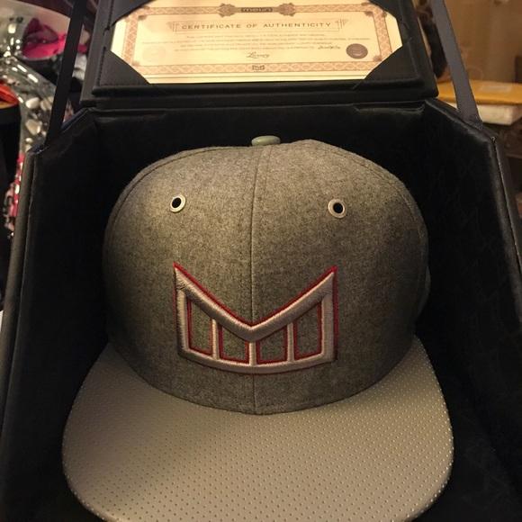 39a506a97de Melin Battle ship luxury SnapBack hat
