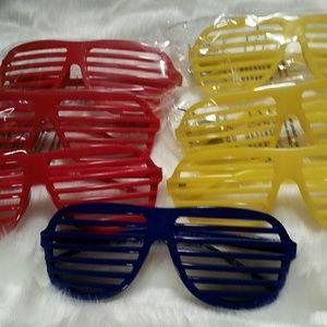 Other - 7 SHUTTER SHADE GLASSES