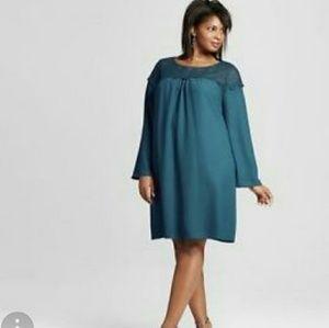 1X plus size dress