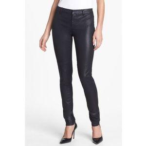 NWT Rachel Roy coated jeans