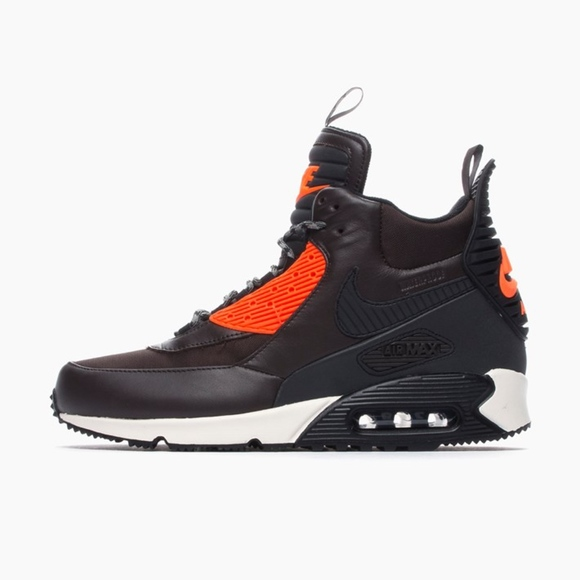 buy popular e5b91 f22da Waterproof NIKE AIR MAX 90 SNEAKERBOOT WINTER
