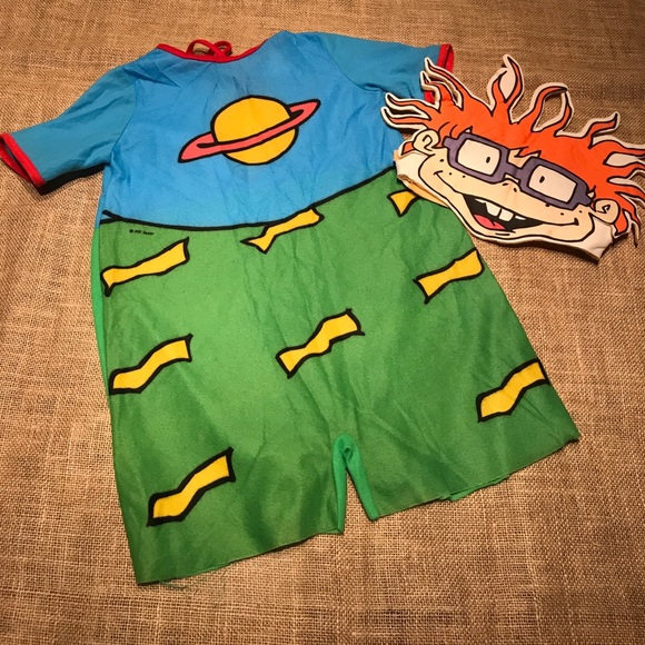 Rugrats Chuckie costume & rugrats Costumes | Chuckie Costume | Poshmark