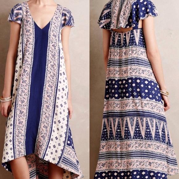 Summertide swing dress anthropologie store