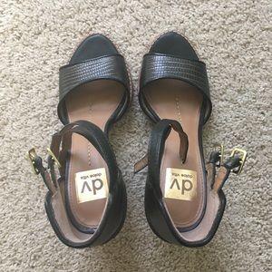 DV by Dolce Vita chunky heel sandals