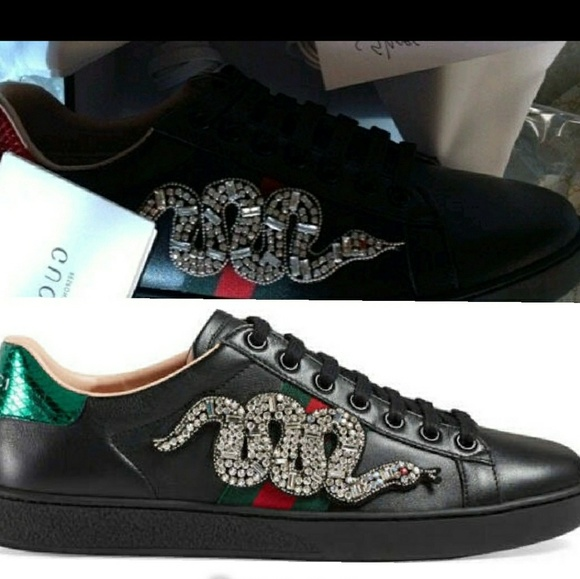 d3d22a50ee4 Gucci Sneakers Snake Replica | MIT Hillel