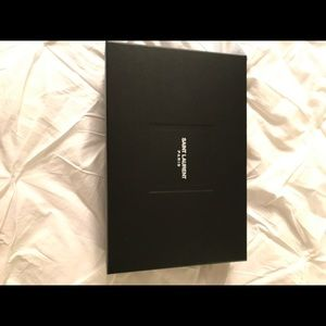 fca8a8141c Yves Saint Laurent Bags - YSL Monogram College Black-NWT and receipt