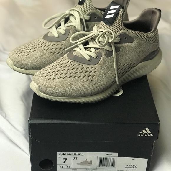 04502aa03 adidas Other - Adidas AlphaBounce Aramis Athletic Shoe