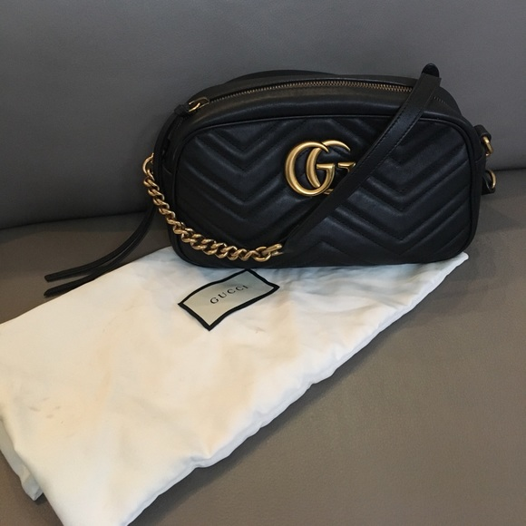 Gucci Marmont Camera Bag Small Vs Medium The Art Of Mike Mignola