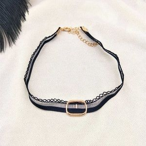 Jewelry - New high quality lace choker
