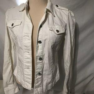 Jackets & Blazers - Women's Express jeans Jacket size S